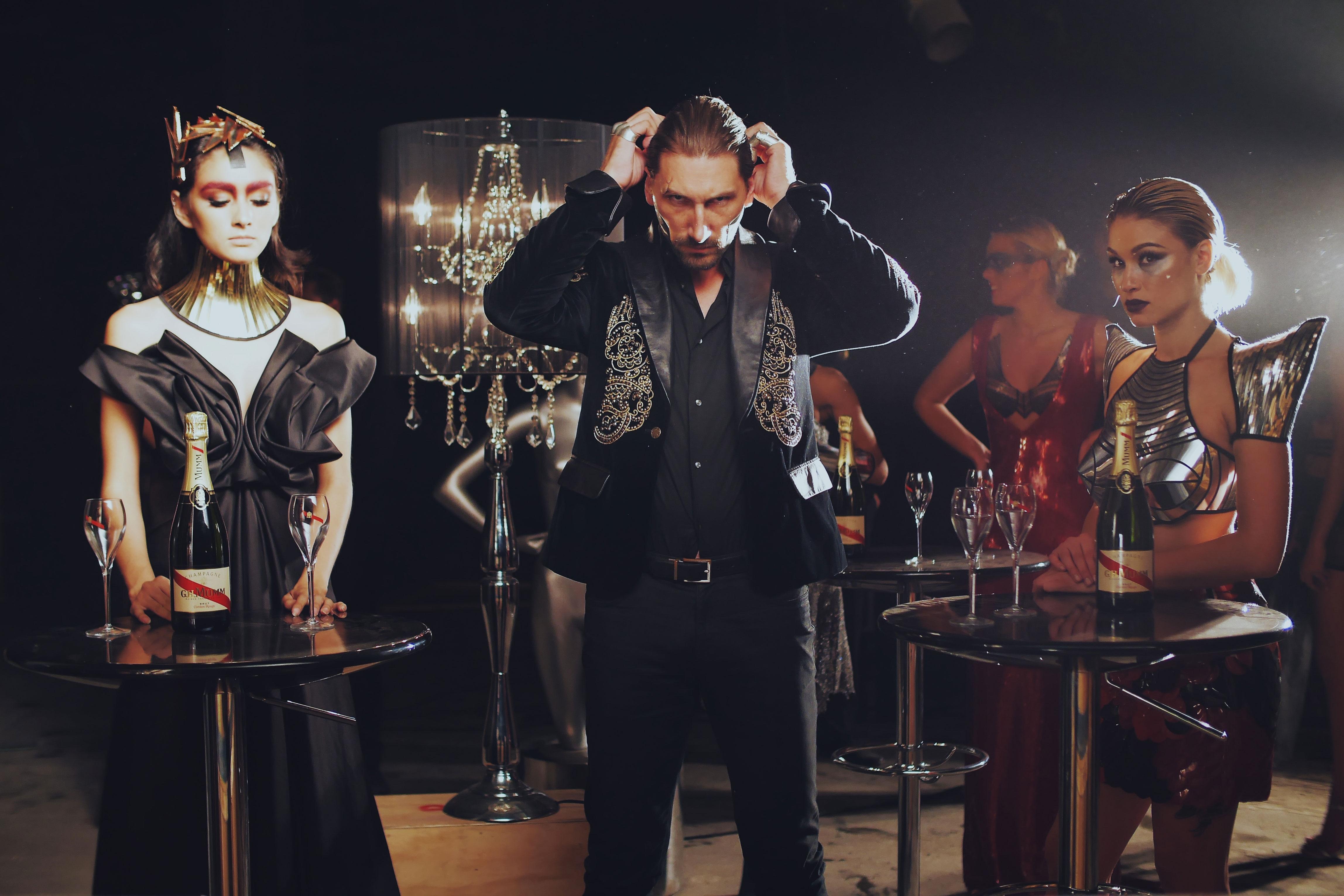 TRAS LOS FOCOS DEL NUEVO VÍDEO DE DAVID GUETTA, 'BANG MY HEAD'