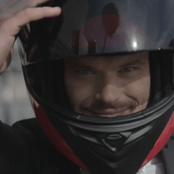 Mumm Events - Kellan Lutz's Mumm delivery