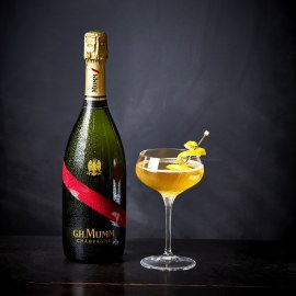 OUR PREFERRED SIGNATURE SERVE – THE FRENCH 75