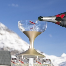 HOW TO MAKE A CHAMPAGNE FOUNTAIN?