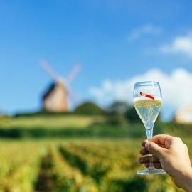 シャンパンを最高に楽しむには
